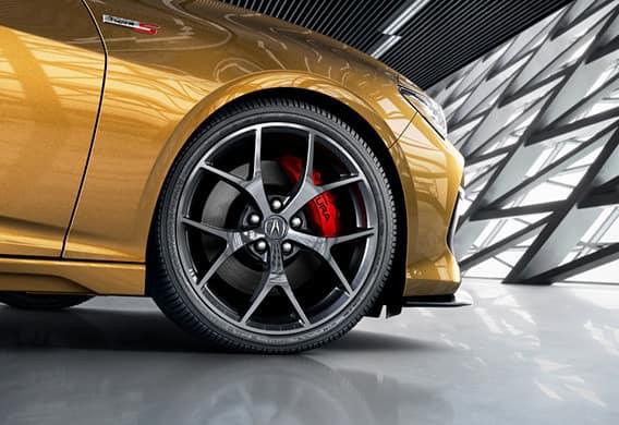 2021 Acura TLX - Trim Levels