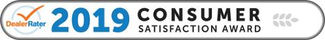 2019 2019 Consumer Satisfaction Award at Ajax Hyundai