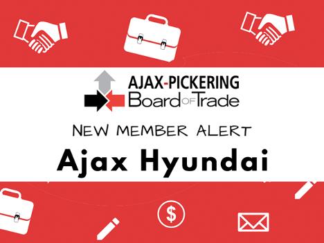 Ajax-Pickering The Board of Trade at Ajax Hyundai