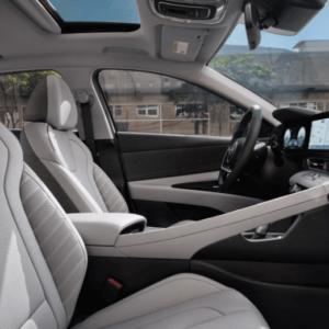 2021 Hyundai Elantra Interior Passenger available at Ajax Hyundai