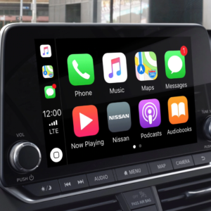 Altima touchscreen display