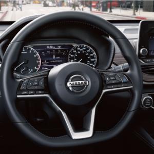 altima steering wheel