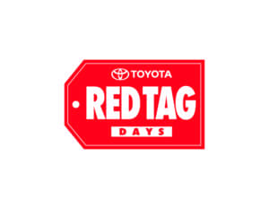 Red Tag Days Logo Alberni
