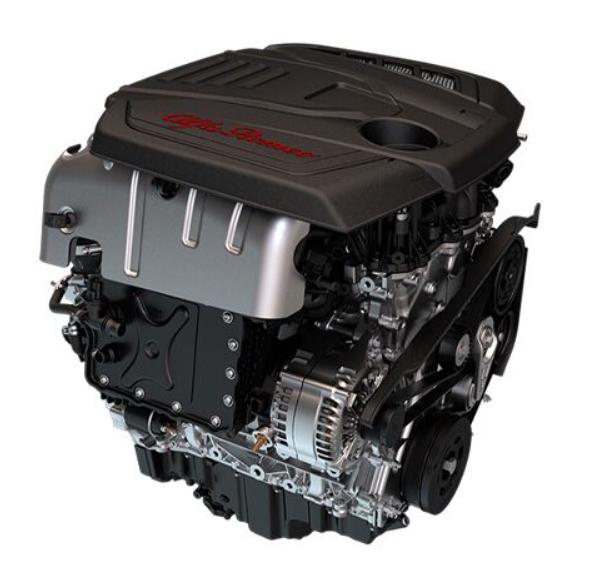 2020 Giulia Engine | Performance Features