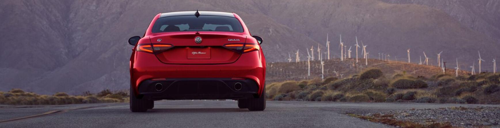 2020 Alfa Romeo Giulia | Exterior Design