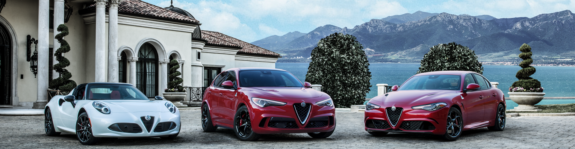 Lease and Finance Offers on New Alfa Romeo Models | Alfa Romeo of Naperville