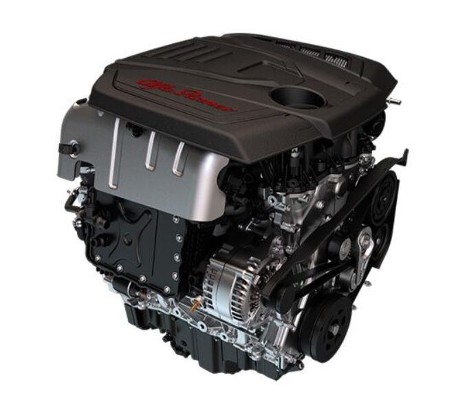 Stelvio Engine | SUV Performance