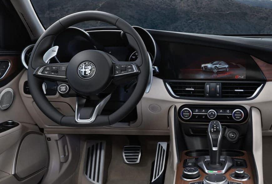 Alfa Romeo Interior | Alfa Romeo of Naperville
