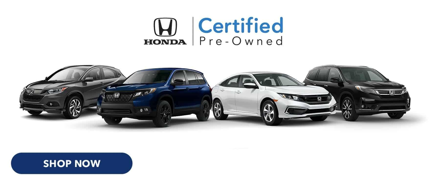 Shop Certified Pre-Owned inventory