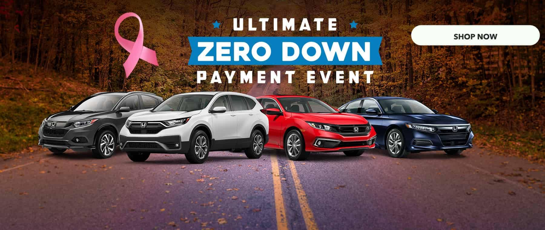 Ultimate Zero Down Payment Event