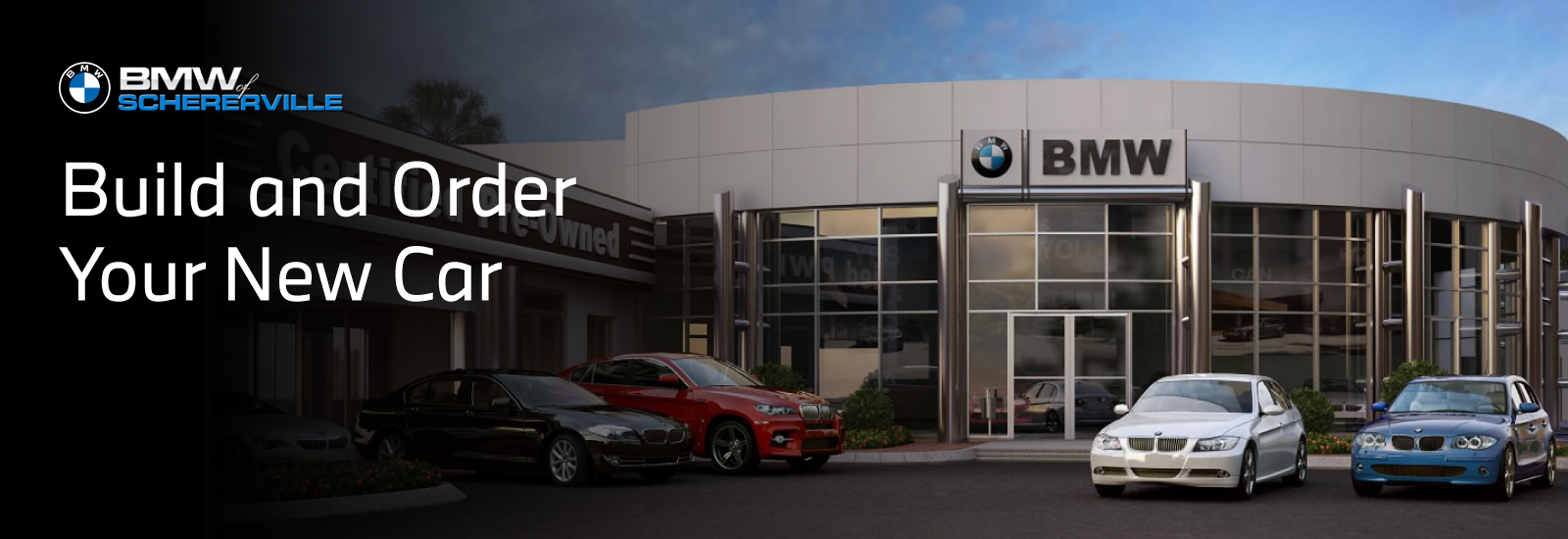 Looking for a new BMW?