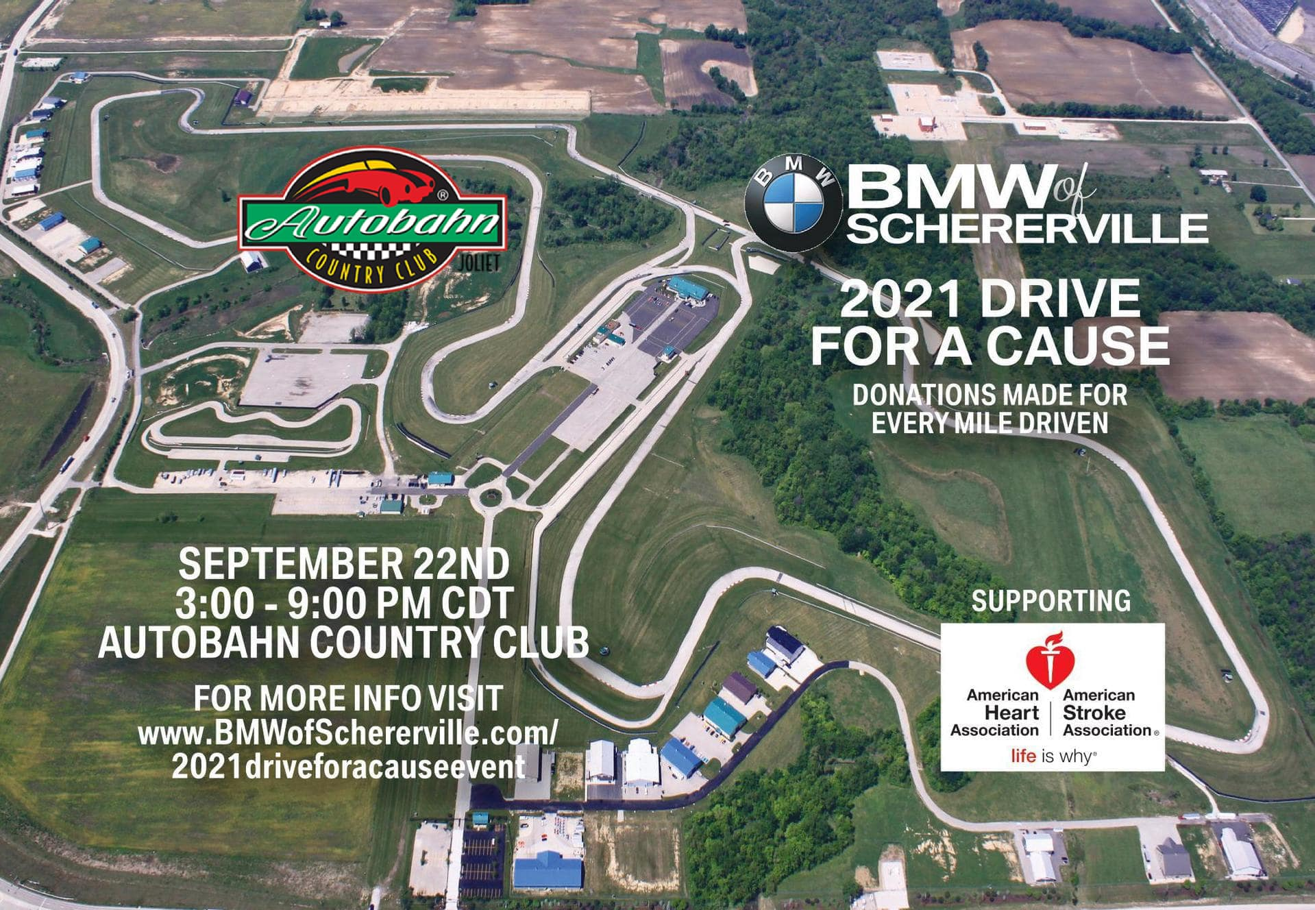 Drive for a Cause Event