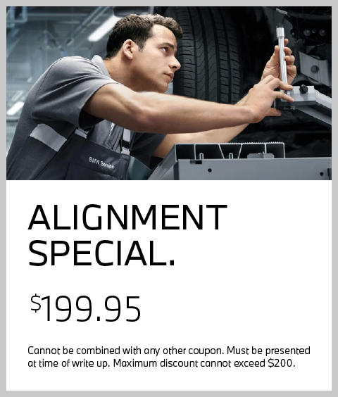 Alignment Special Coupon: $199.95 deal