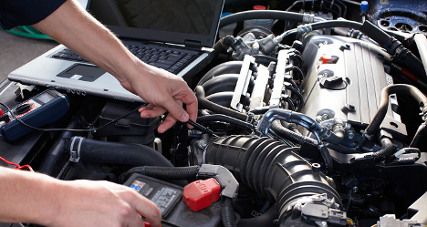 Roadside Assistance and maintenance at Brimell Toyota