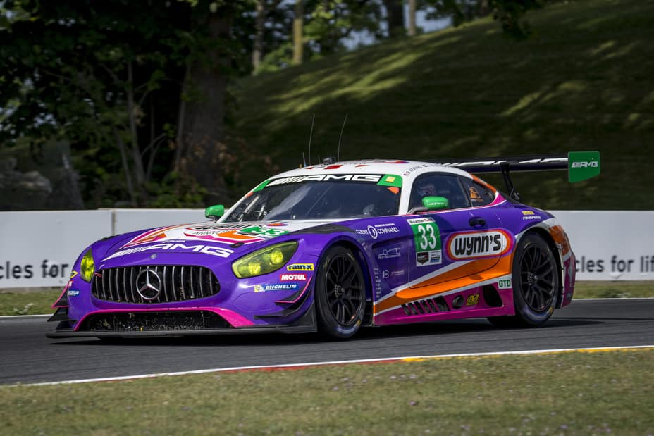 Mercedes-AMG GT3 and Mercedes-AMG GT4 Teams