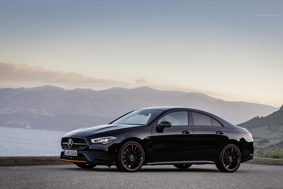 Mercedes-Benz CLA Showcases Automotive Intelligence and Striking Design