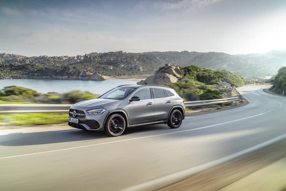 20202 Mercedes-Benz GLA