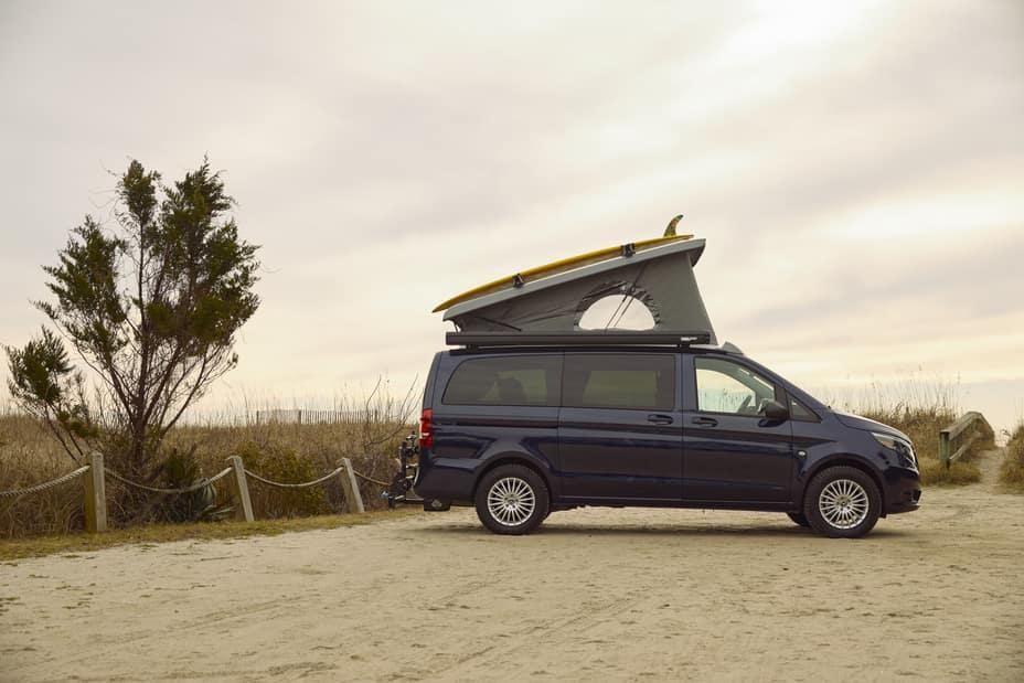 Mercedes- Benz PopUp Van