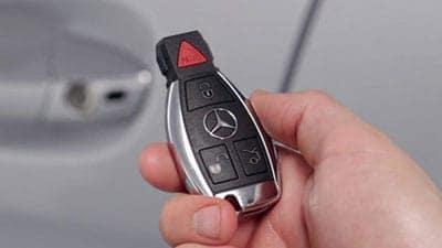 Mercedes Car Keys
