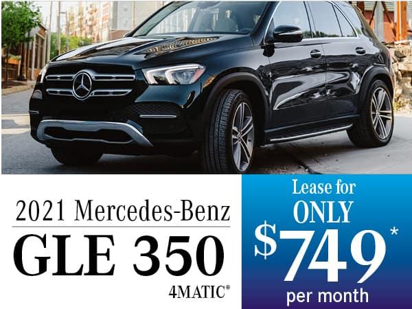 2021 Mercedes-Benz GLE 350 4MATIC