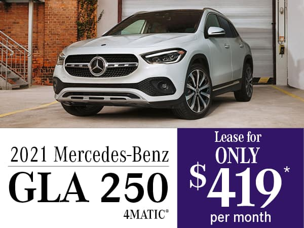 2021 Mercedes-Benz GLA 250 4MATIC