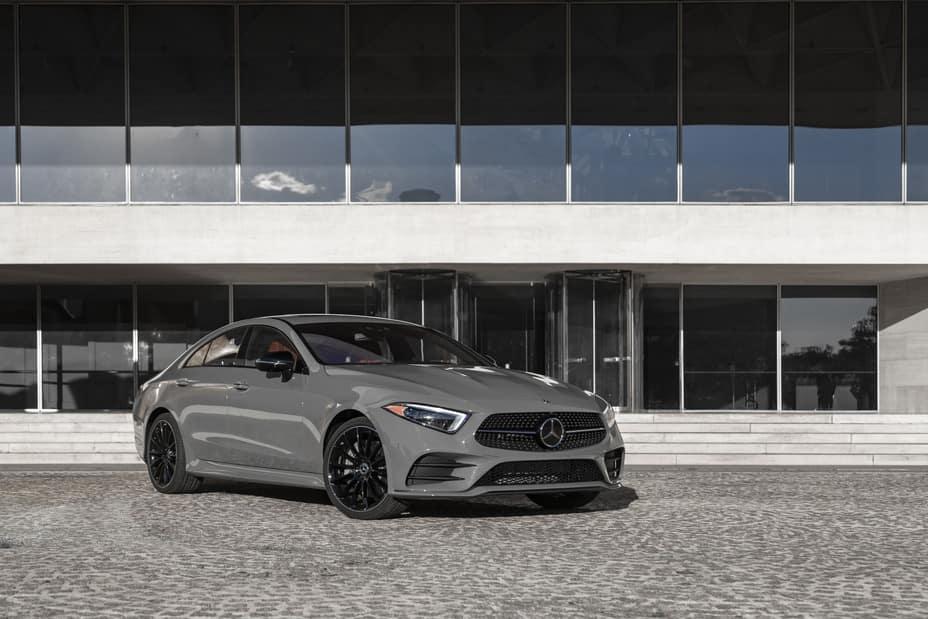 2021 Mercedes-Benz AMG CLS
