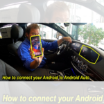 How to connect an android to android auto