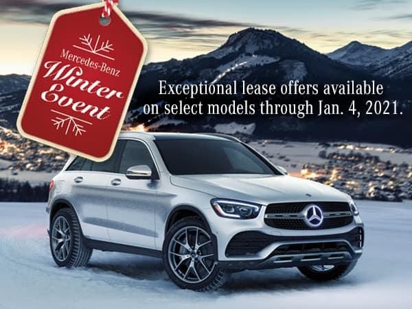 Mercedes-Benz Winter Event