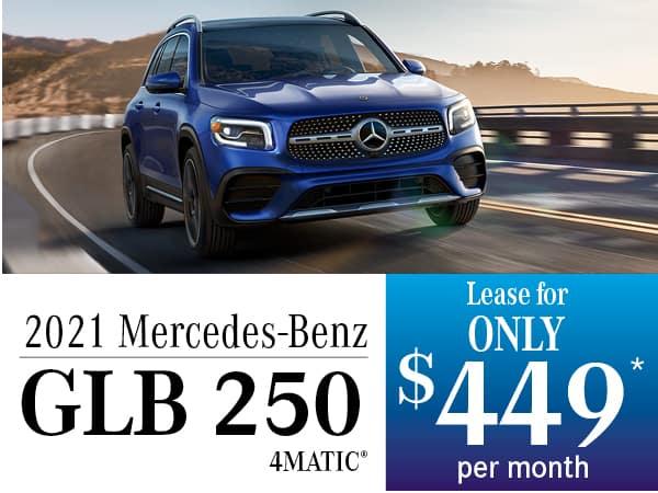 2021 Mercedes-Benz GLB 250 4MATIC