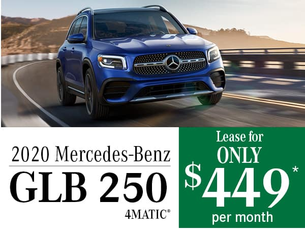 2020 Mercedes-Benz GLB 250 4MATIC