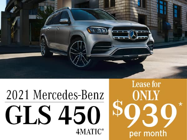 2021 Mercedes-Benz GLS 450 4MATIC