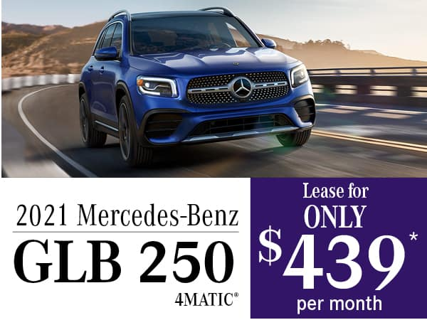2021 Mercedes-Benz GLB 250 4MATIC