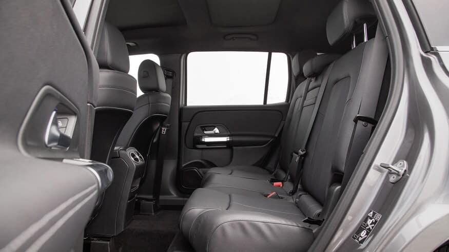 2020 Mercedes GLB Rear Seating