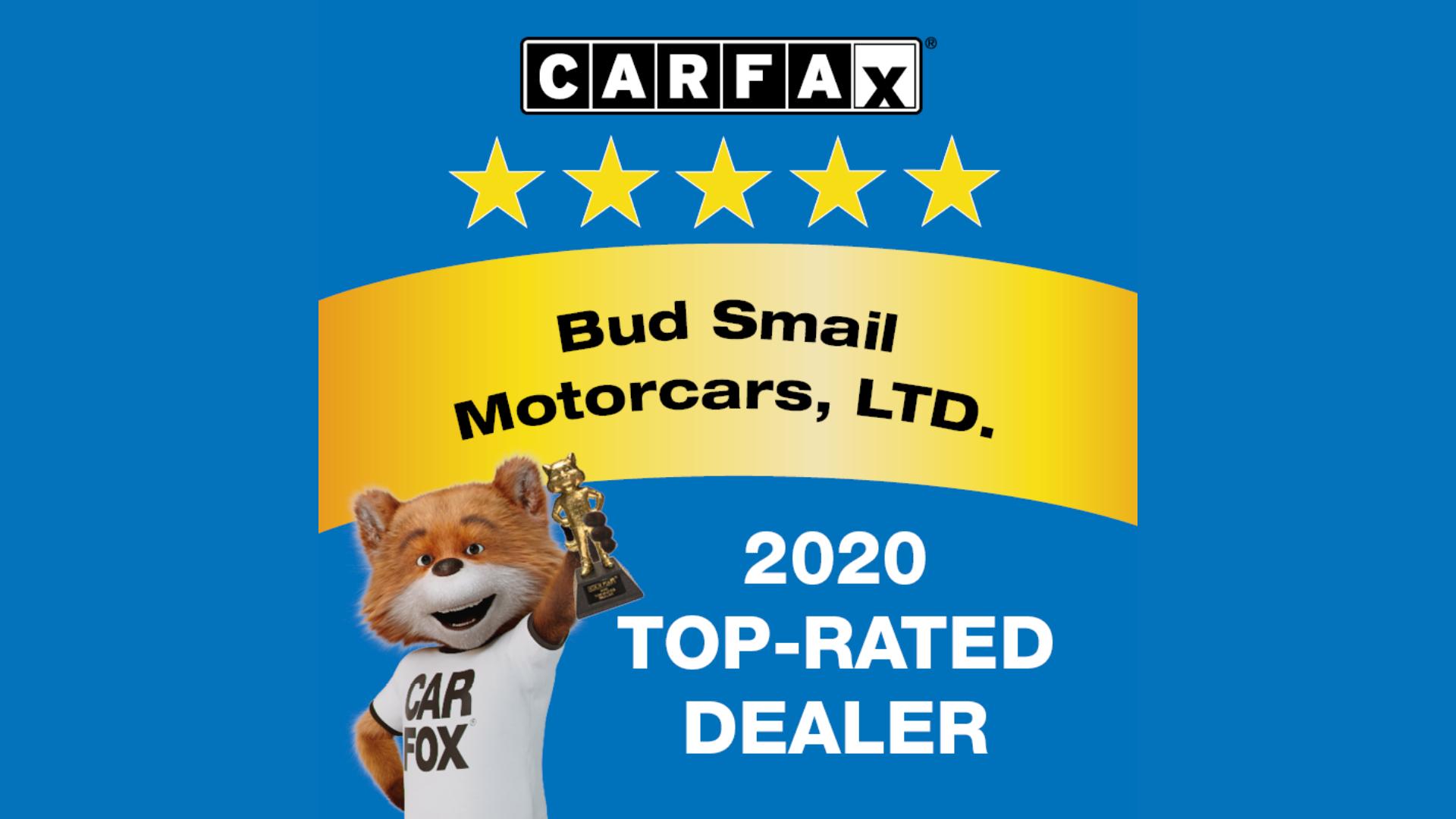 Mercedes Top-Rated Dealer Award