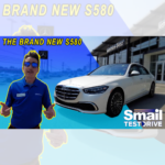 S580 MB Test Drive