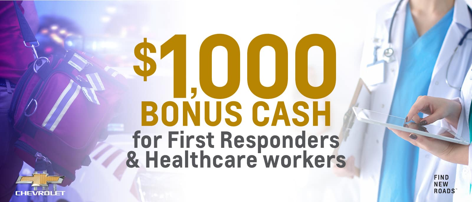 Bonus Cash at Chevy of Wesley Chapel