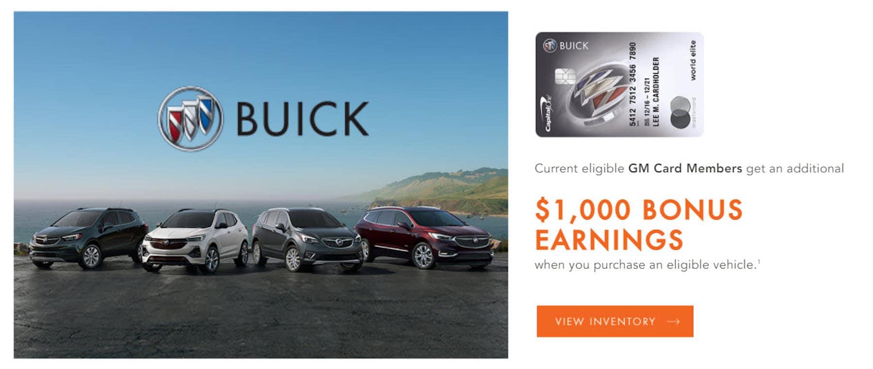 Buick Power Card