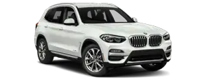 New BMW X3 xDrive30i