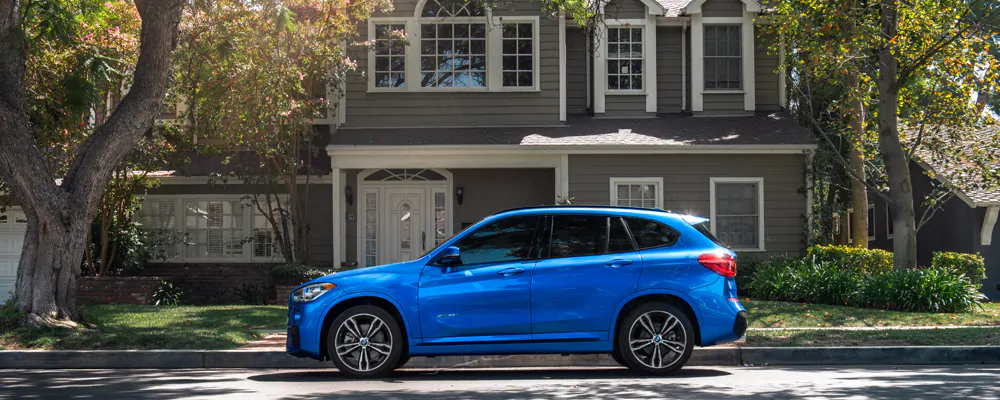 NEW BMW X1 MODEL REVIEW