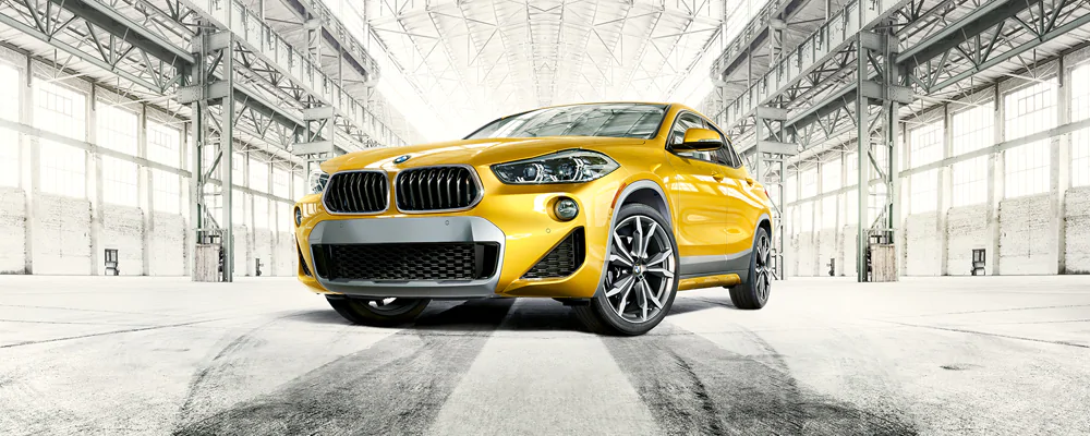 NEW BMW X2 MODEL REVIEW