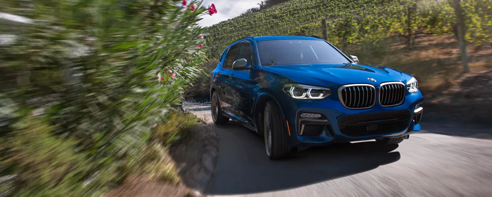 NEW BMW X3 MODEL REVIEW