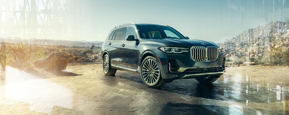 NEW BMW X7 MODEL REVIEW