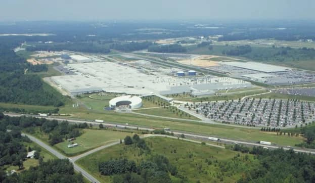 BMW Spartanburg Facility   Dreyer & Reinbold BMW North