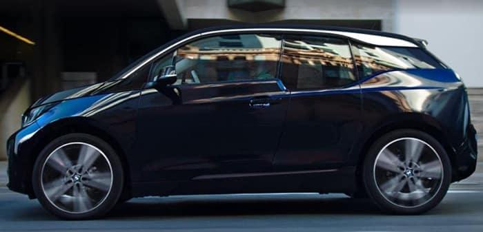 2020 BMW I3 SERIES