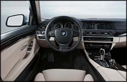 5-Series interior