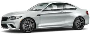 BMW 2 SERIES M2 COMPETITION