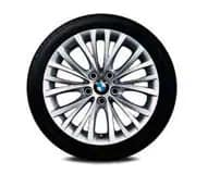 BMW Tire & Wheel Protection