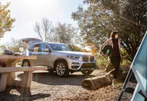BMW X3 RUGGED AND READY
