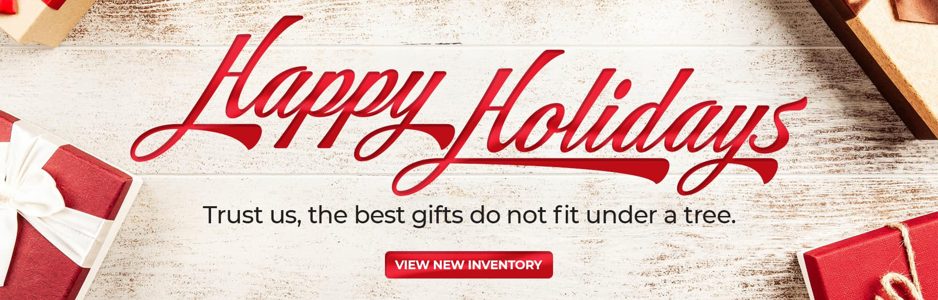 Happy Holidays from Ernst Toyota