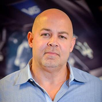 Mark Hazlewood